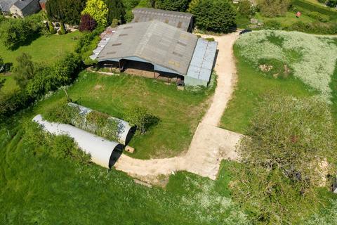 Plot for sale - Station Road, Castle Bytham, Grantham