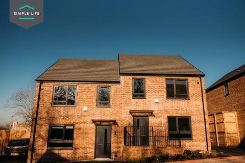 4 bedroom link detached house to rent - Elvaston Way, Sheffield