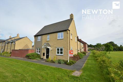 2 bedroom semi-detached house to rent - Chepstow Court, Barleythorpe, Oakham