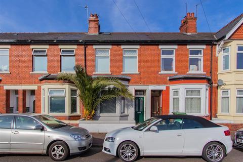3 bedroom house to rent - Gelligaer Street, Cathays