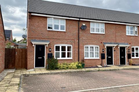 2 bedroom townhouse for sale - Yeoman Close, Hinckley