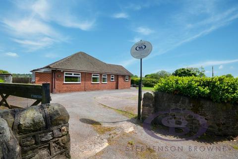 3 bedroom detached bungalow for sale - Hulme Village, Stoke-On-Trent