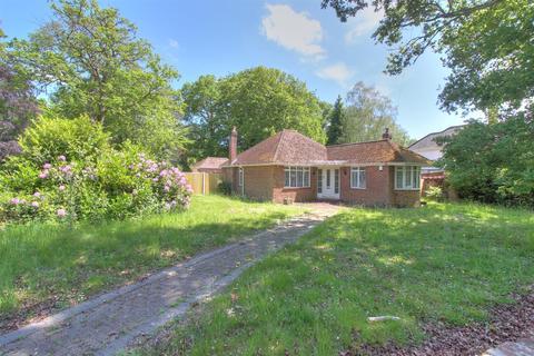 Plot for sale - Oakwood Road, Hiltingbury, Chandlers Ford