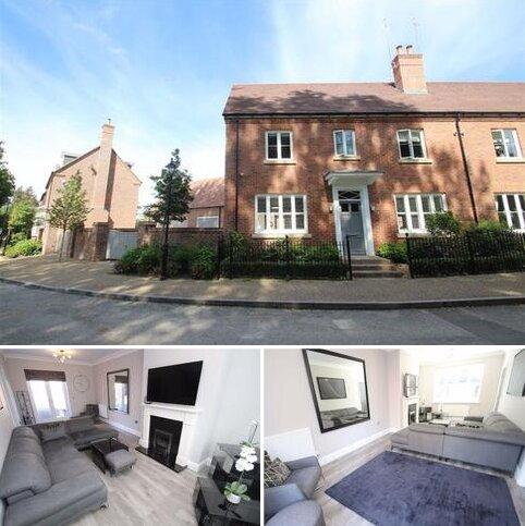 4 bedroom semi-detached house for sale - Eagles Road, Alderley Park, Nether Alderley
