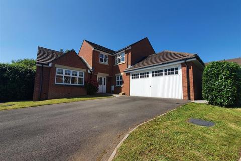4 bedroom detached house for sale - Home Farm Way, Penllergaer, Swansea