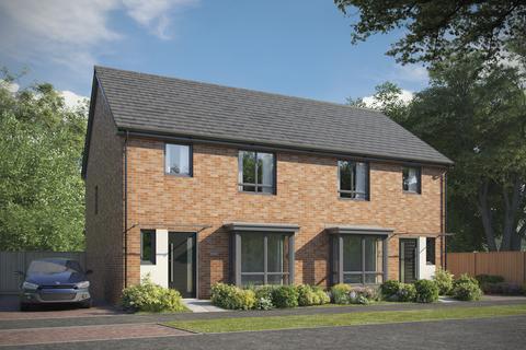 3 bedroom terraced house for sale - The Chandler at Wavendon Chase, Wavendon, Milton Keynes MK17