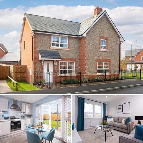 2 bedroom semi-detached house for sale - Plot 212, Roseberry at Madgwick Park, Madgwick Lane, Chichester, CHICHESTER PO18