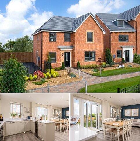 4 bedroom detached house for sale - Plot 122, Radleigh at Momentum, Waverley, Highfield Lane, Waverley, ROTHERHAM S60