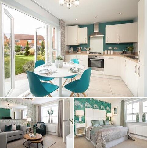 2 bedroom semi-detached house for sale - Plot 93, Roseberry at Quarter Jack Park, Leigh Road, Wimborne, WIMBORNE BH21