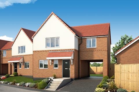 4 bedroom house for sale - Plot 433, The Alder at Chase Farm, Gedling, Arnold Lane, Gedling NG4