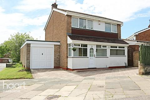 3 bedroom detached house for sale - Osmaston Road, Harborne