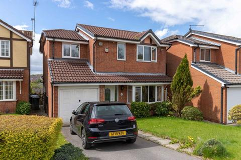 4 bedroom detached house for sale - Appledore Grove, Stoke-on-Trent ST6 6XH