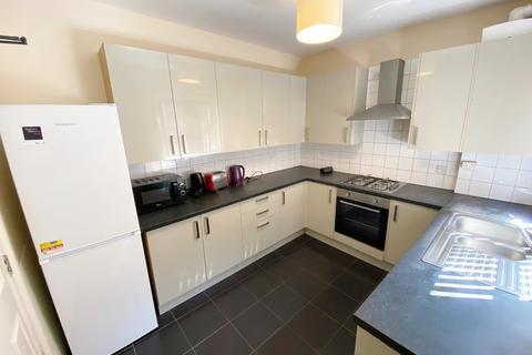 6 bedroom terraced house to rent - Brunswick Street, Broomhall, Sheffield S10 2FL