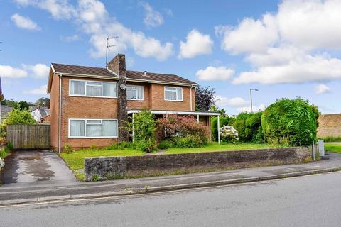 4 bedroom detached house for sale - Park Court Road, Bridgend, Bridgend County. CF31 4BW