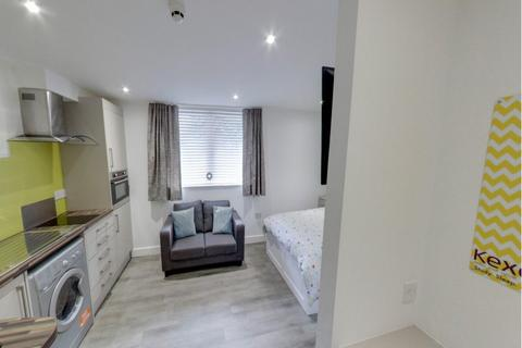 Studio to rent - 21 Clarendon St, Nottingham NG1 5HR, United Kingdom