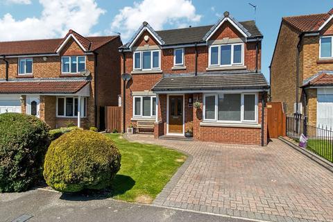 4 bedroom detached house for sale - Meadowbank, Dudley, Cramlington, Tyne and Wear, NE23 7UB