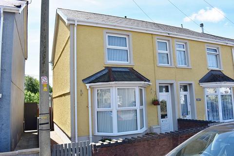 3 bedroom semi-detached house for sale - Penybont Road, Pencoed, Bridgend . CF35 5PT