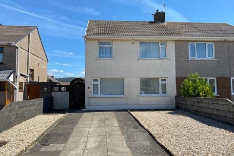 3 bedroom semi-detached house for sale - Mozart Drive, Port Talbot, Neath Port Talbot. SA12 7TY