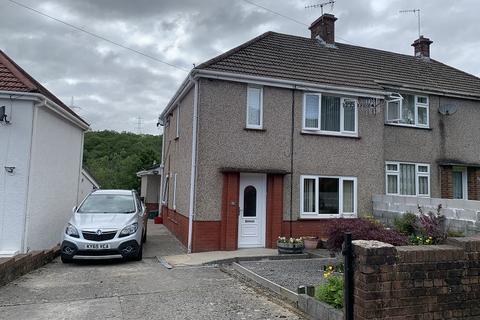 2 bedroom semi-detached house for sale - Maen Gwyn, Cilmaengwyn, Pontardawe, Neath and Port Talbot.