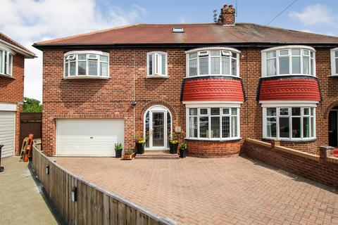 4 bedroom semi-detached house for sale - Coniston Avenue, Fulwell, Sunderland