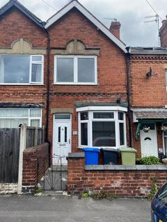 2 bedroom terraced house to rent - South Street North, New Whittington, Chesterfield, S43 2BY