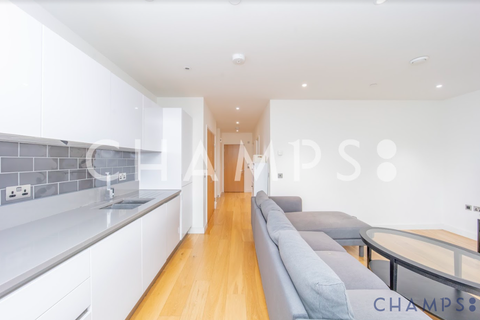 2 bedroom flat to rent - John Harrison Way, Greenwich Peninsula, SE10