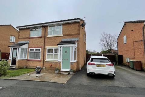 2 bedroom semi-detached house to rent - Squires Close, Haydock