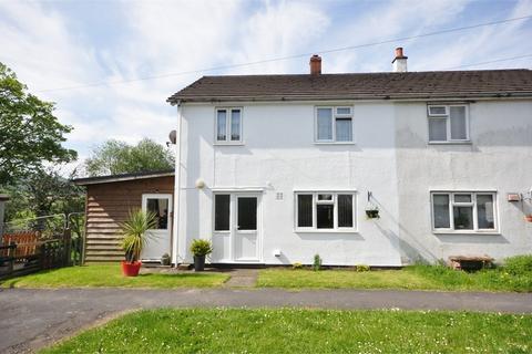 3 bedroom semi-detached house for sale - Min Y Ddol, Llanwrin, Machynlleth, Powys, Wales