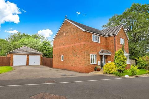 4 bedroom detached house for sale - Meadow Brook, Church Village, Rhondda Cynon Taff, CF38 1DJ