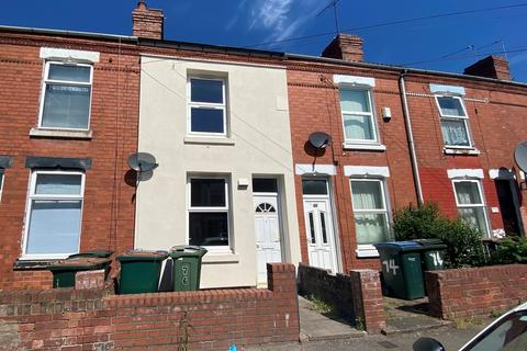 2 bedroom terraced house for sale - Somerset Road, Foleshill, Coventry, CV1 4EE