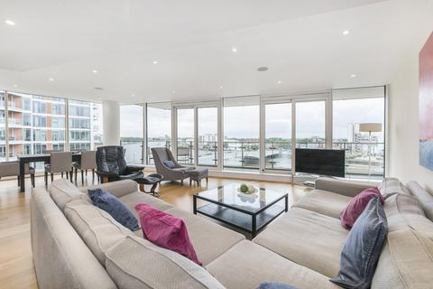 3 bedroom apartment for sale - Baltimore House, Battersea Reach