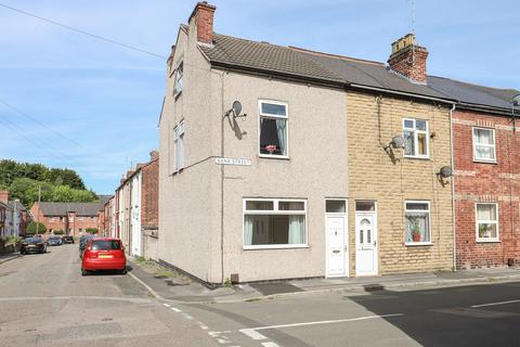 2 bedroom end of terrace house for sale - Bank Street, Chesterfield