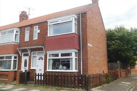 2 bedroom terraced house for sale - WELLDECK ROAD, HART LANE, Hartlepool, TS26 8JS