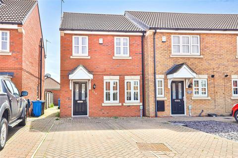 3 bedroom end of terrace house for sale - Pools Brook Park, Kingswood, Hull, HU7