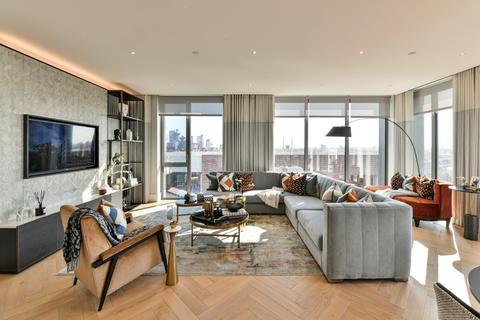 3 bedroom apartment for sale - Palmer Road, Nine Elms, London, SW11