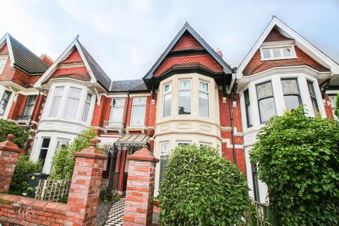 4 bedroom terraced house to rent - Pencisely Road, Llandaff, Cardiff