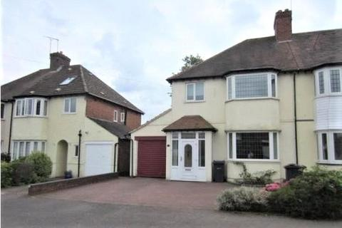 3 bedroom semi-detached house to rent - Yewcroft Avenue, Harborne, Birmingham, B17