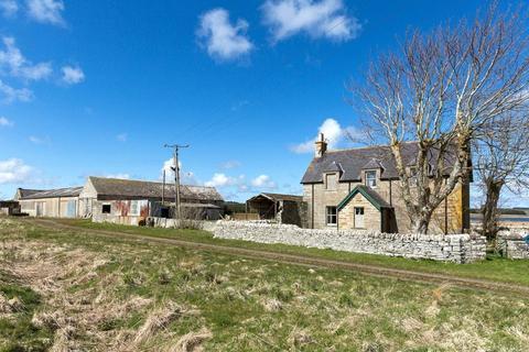 3 bedroom detached house for sale - Brawlbin Farm - Lot 1, Scotscalder, Halkirk, KW12