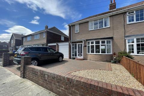 3 bedroom semi-detached house to rent - Malvern Road, Seaton Sluice
