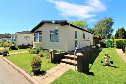 2 bedroom mobile home for sale - The Firs Park, Woodside Lane