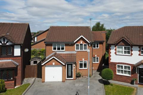 4 bedroom detached house to rent - Littleton Close, Northwich