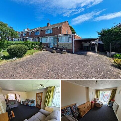 2 bedroom end of terrace house for sale - Holmes Drive, Eastern Green