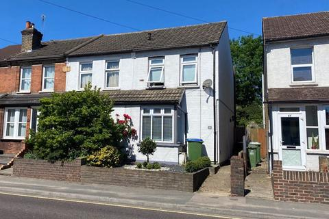 3 bedroom end of terrace house for sale - Bourne Road, Bexley