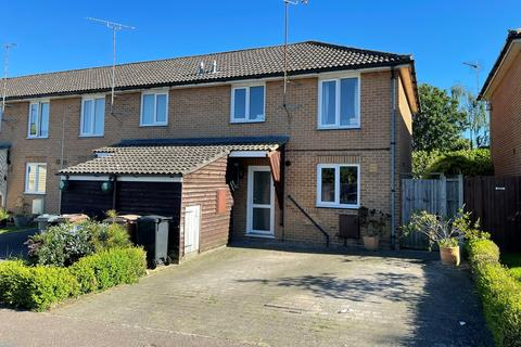 3 bedroom end of terrace house for sale - The Windmills, Broomfield, Chelmsford, CM1