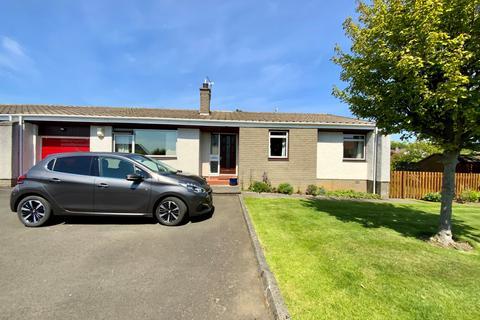 3 bedroom semi-detached bungalow for sale - Bennochy Avenue, Kirkcaldy, KY2