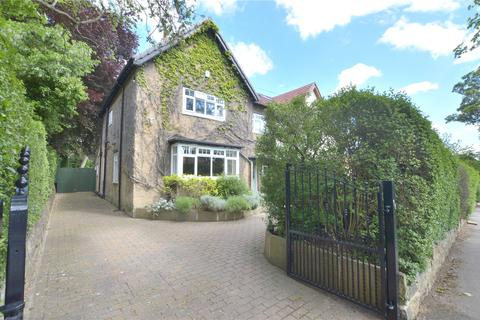 4 bedroom semi-detached house for sale - Gledhow Wood Road, Roundhay, Leeds