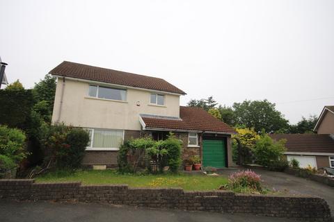 4 bedroom detached house for sale - St Tudors View, Blackwood, NP12