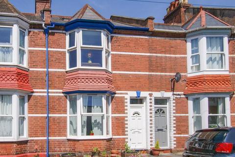 2 bedroom terraced house for sale - Kimberley Road, St leonards, Exeter