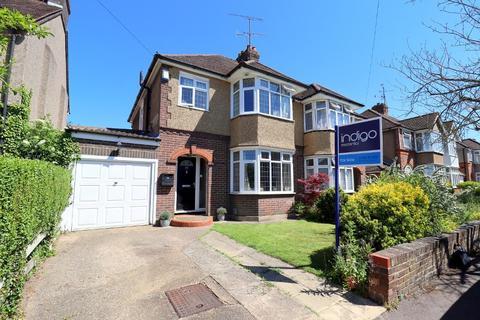 3 bedroom semi-detached house for sale - Wychwood Avenue, Old Bedford Road Area, Luton, Bedfordshire, LU2 7HU