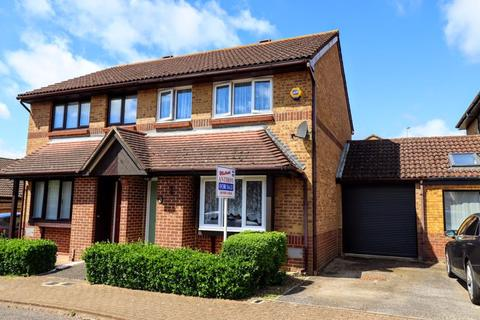 3 bedroom semi-detached house for sale - Wetherby Gardens, Bletchley, Milton Keynes